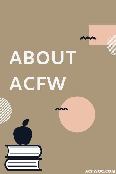 Learn about the American Christian Fiction Writers (ACFW) at acfwoc.com.